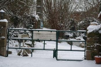 encore de la neige !!!