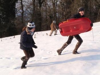 ski à Royer